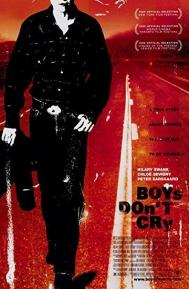Boys Don't Cry poster free full movie