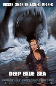 Deep Blue Sea poster free full movie