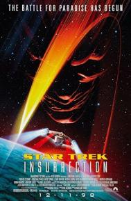 Star Trek: Insurrection poster free full movie