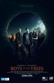 Boys in the Trees poster free full movie