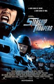 Starship Troopers poster free full movie
