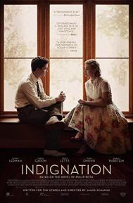 Indignation poster free full movie