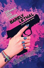 Barely Lethal poster free full movie