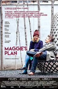 Maggie's Plan poster free full movie