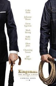 Kingsman: The Golden Circle poster free full movie