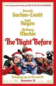 The Night Before poster free full movie