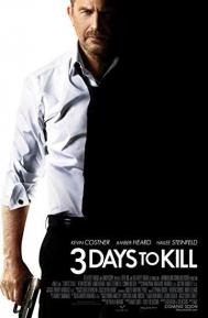 3 Days to Kill poster free full movie