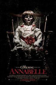 Annabelle poster free full movie