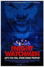 The Night Watchmen poster free full movie