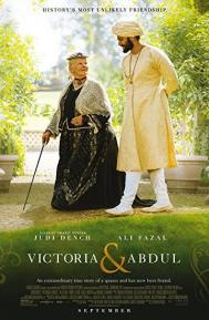 Victoria and Abdul poster free full movie