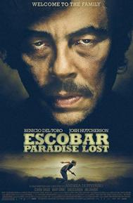 Escobar: Paradise Lost poster free full movie