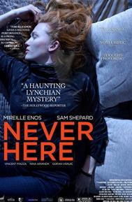 Never Here poster free full movie
