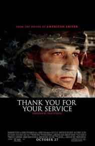 Thank You for Your Service poster free full movie