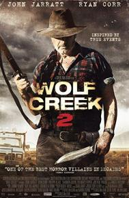 Wolf Creek 2 poster free full movie