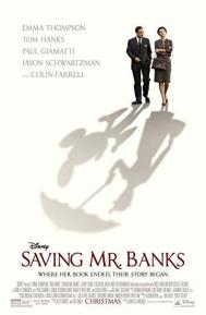 Saving Mr. Banks poster free full movie