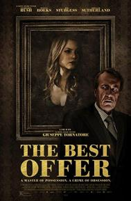 The Best Offer poster free full movie