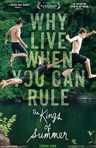 The Kings of Summer poster free full movie