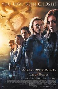The Mortal Instruments: City of Bones poster free full movie