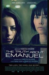 The Truth About Emanuel poster free full movie