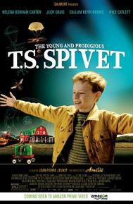 The Young and Prodigious T.S. Spivet poster free full movie