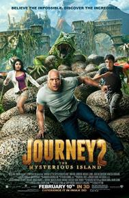 Journey 2: The Mysterious Island poster free full movie