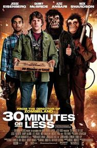 30 Minutes or Less poster free full movie