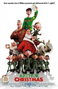 Arthur Christmas poster free full movie