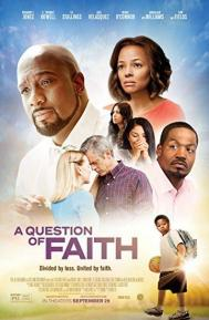 A Question of Faith poster free full movie