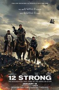 12 Strong poster free full movie