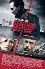 Seeking Justice poster free full movie