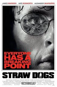 Straw Dogs poster free full movie