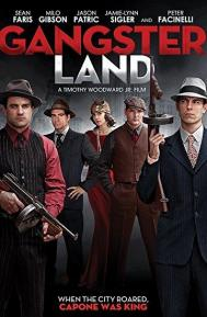 Gangster Land poster free full movie