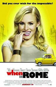 When in Rome poster free full movie