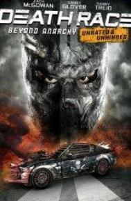 Death Race 4: Beyond Anarchy poster free full movie