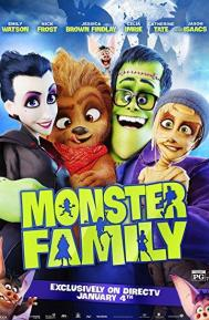 Monster Family poster free full movie