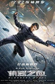Bleeding Steel poster free full movie