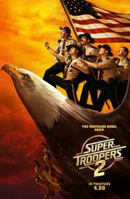 Super Troopers 2 poster free full movie