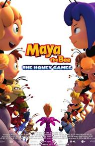 Maya the Bee: The Honey Games poster free full movie