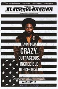 BlacKkKlansman poster free full movie