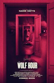 The Wolf Hour poster free full movie