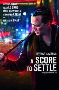 A Score to Settle poster free full movie