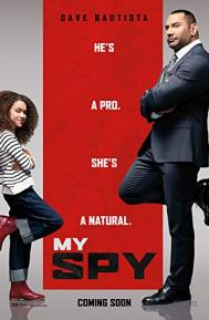My Spy poster free full movie