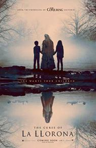 The Curse of La Llorona poster free full movie