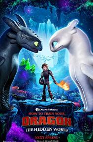 How to Train Your Dragon: The Hidden World poster free full movie
