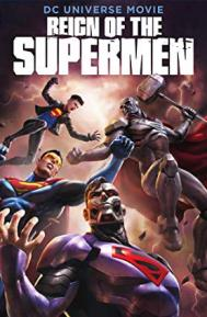 Reign of the Supermen poster free full movie