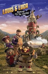 Louis & Luca - Mission to the Moon poster free full movie