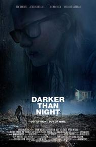 Darker Than Night poster free full movie