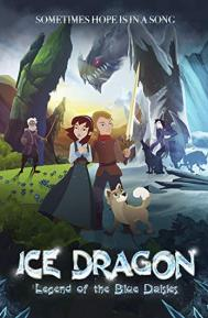 Ice Dragon: Legend of the Blue Daisies poster free full movie