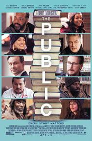 The Public poster free full movie