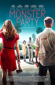 Monster Party poster free full movie